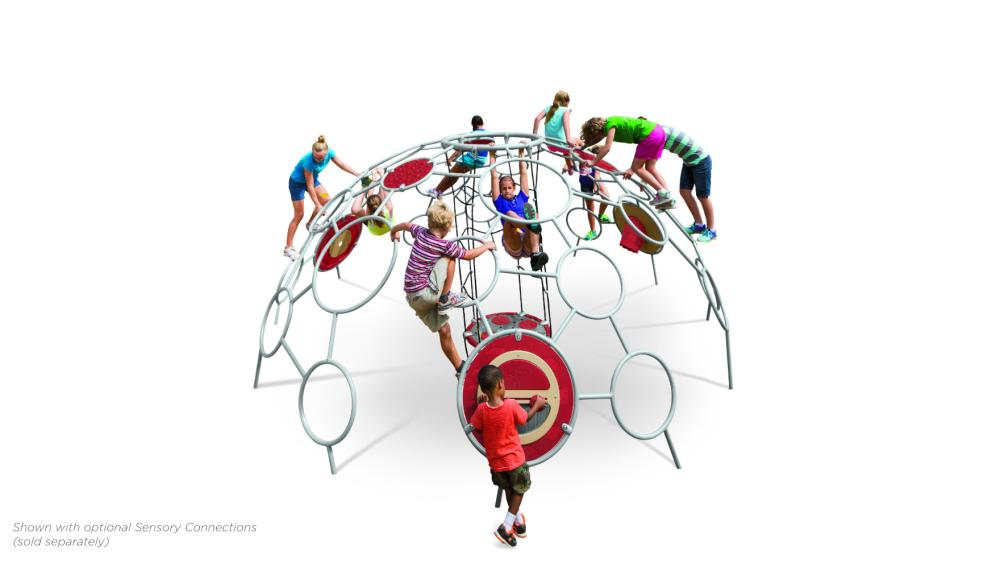 Unity® Dome - Climbers