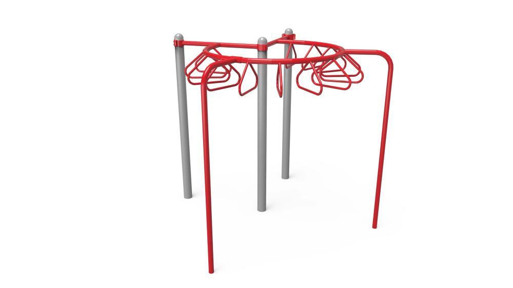 270° Horizontal Loop Ladder - Upper-Body Activities