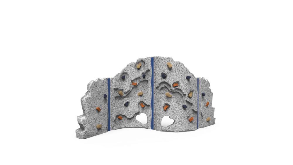 Around the Bend - RockBlocks® Climbers